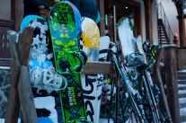 equipment ice ski snow